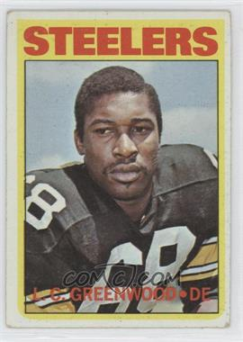 1972 Topps #101 - L.C. Greenwood