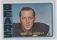 Bobby Joe Green