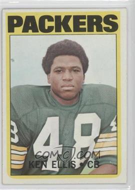 1972 Topps #12 - Ken Ellis