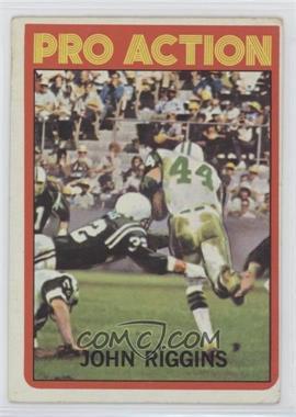 1972 Topps #126 - John Riggins