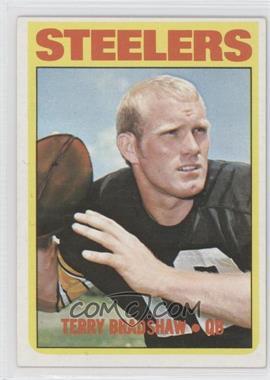 1972 Topps #150 - Terry Bradshaw