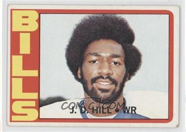 1972 Topps #188 - J.D. Hill [GoodtoVG‑EX]
