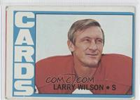 Larry Wilson [GoodtoVG‑EX]
