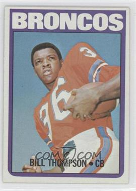 1972 Topps #24 - Bill Thompson