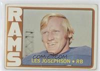 Les Josephson [Poor]