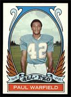 Paul Warfield [NM MT]