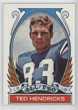 1972 Topps #281 - Ted Hendricks