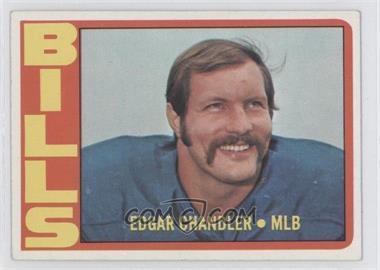 1972 Topps #319 - Edgar Chandler