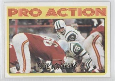 1972 Topps #343 - Joe Namath