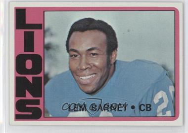 1972 Topps #42 - Lem Barney