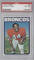 Floyd Little [PSA 6]