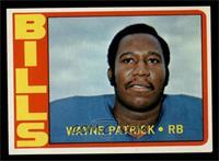 Wayne Patrick [NM]