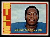 Wayne Patrick [EX]