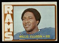Willie Ellison [EX]