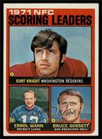 Curt Knight, Errol Mann, Bruce Gossett [EXMT]