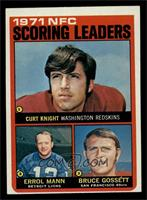 Curt Knight, Errol Mann, Bruce Gossett [EX]