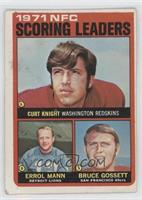 Curt Knight, Errol Mann, Bruce Gossett [Good to VG‑EX]