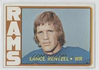 Lance Rentzel [Good to VG‑EX]