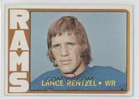 Lance Rentzel [GoodtoVG‑EX]