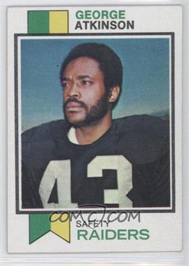 1973 Topps - [Base] #187 - George Atkinson