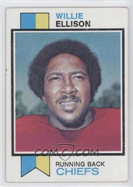 1973 Topps - [Base] #205 - Willie Ellison [GoodtoVG‑EX]