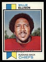 Willie Ellison [NM]