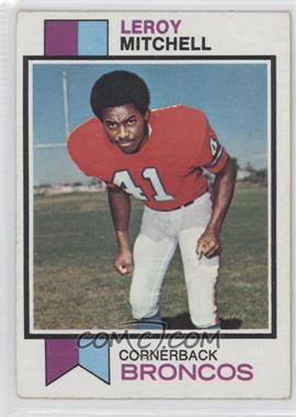 1973 Topps - [Base] #217 - Leroy Mitchell [Good to VG‑EX]