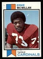 Ernie McMillan [NM]