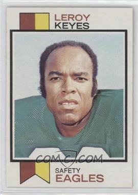 1973 Topps - [Base] #508 - Leroy Keyes
