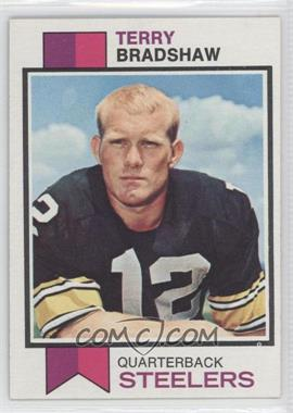 1973 Topps #15 - Terry Bradshaw