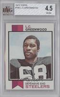 L.C. Greenwood [BVG4.5]