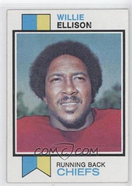 1973 Topps #205 - Willie Ellison