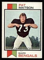 Pat Matson [EXMT]