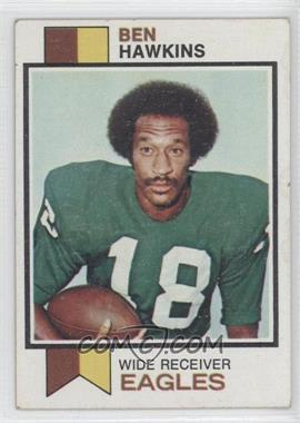 1973 Topps #257 - Ben Hawkins