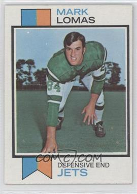 1973 Topps #302 - Mark Lomas