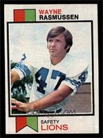 Wayne Rasmussen [NM]