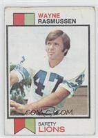 Wayne Rasmussen [Good to VG‑EX]