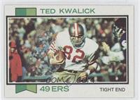 Ted Kwalick