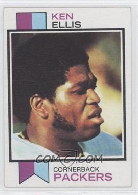 1973 Topps #340 - Ken Ellis