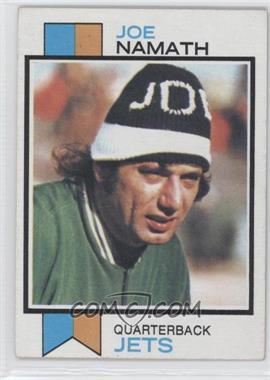 1973 Topps #400 - Joe Namath