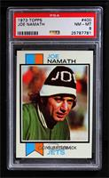 Joe Namath [PSA8]