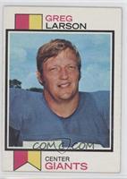 Greg Larson