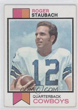 1973 Topps #475 - Roger Staubach