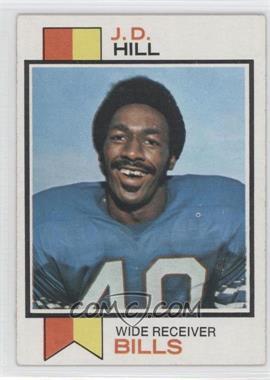 1973 Topps #69 - J.D. Hill
