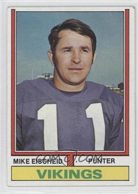 1974 Topps - [Base] #163 - Mike Eischeid [GoodtoVG‑EX]