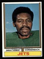 Earlie Thomas [NM]