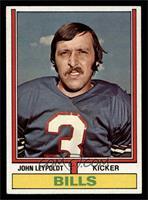 John Leypoldt [EXMT]