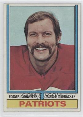 1974 Topps - [Base] #299 - Edgar Chandler
