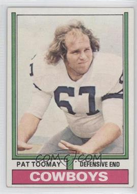 1974 Topps - [Base] #361 - Pat Toomay