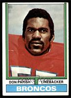Don Parish [VG EX]